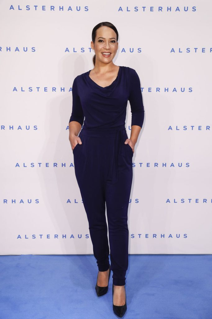 HAMBURG, GERMANY - NOVEMBER 16: Nandini Mitra attends the new Luxury Hall Opening of the Alsterhaus on November 16, 2016 in Hamburg, Germany. (Photo by Franziska Krug/Getty Images for Alsterhaus)