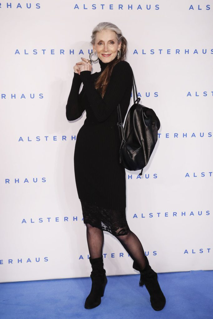 HAMBURG, GERMANY - NOVEMBER 16: Eveline Hall attends the new Luxury Hall Opening of the Alsterhaus on November 16, 2016 in Hamburg, Germany. (Photo by Franziska Krug/Getty Images for Alsterhaus)