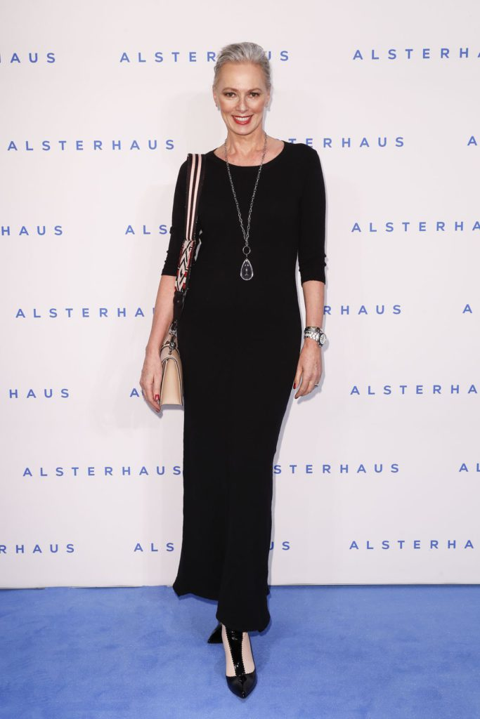 HAMBURG, GERMANY - NOVEMBER 16: Petra van Bremen-Kubenz attends the new Luxury Hall Opening of the Alsterhaus on November 16, 2016 in Hamburg, Germany. (Photo by Franziska Krug/Getty Images for Alsterhaus)