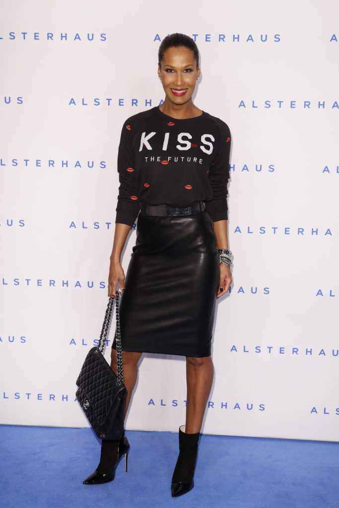 HAMBURG, GERMANY - NOVEMBER 16: Marie Amiere attends the new Luxury Hall Opening of the Alsterhaus on November 16, 2016 in Hamburg, Germany. (Photo by Franziska Krug/Getty Images for Alsterhaus)