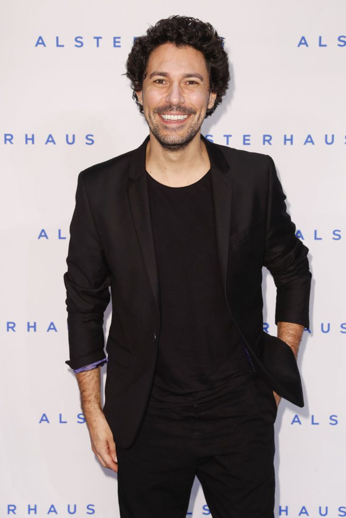 HAMBURG, GERMANY - NOVEMBER 16: Boris Entrup attends the new Luxury Hall Opening of the Alsterhaus on November 16, 2016 in Hamburg, Germany. (Photo by Franziska Krug/Getty Images for Alsterhaus)
